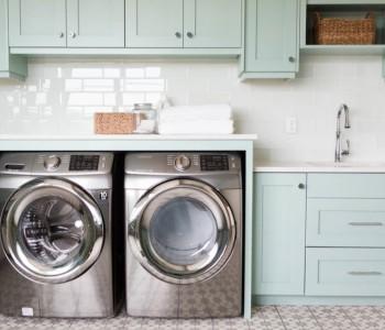 Laundry Room Makeover Hilton Head