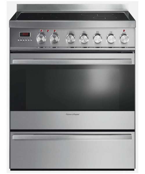 Induction cooking with Fisher & Paykel