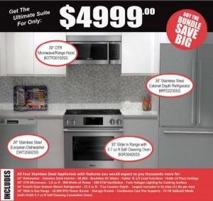 Blomberg Appliance Rebates