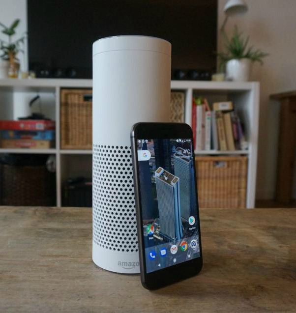 Google Assistant Vs Amazon Echo