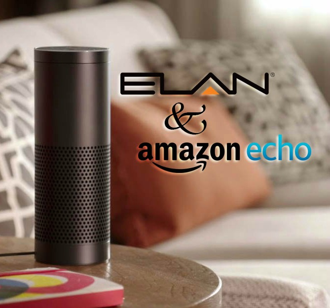 amazon echo and elan