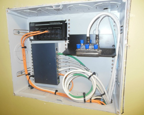 Play Custom Home Technology Low Voltage Wiring