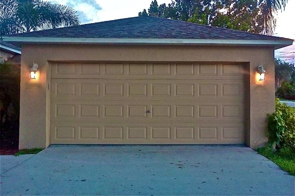You can open and close your garage door using voice commands