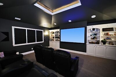 we will design a theater to fit specific your needs
