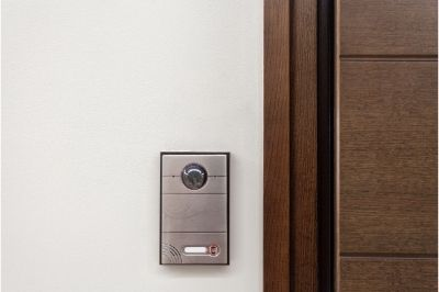 A video doorbell is the best way to keep tabs on who is coming near your home